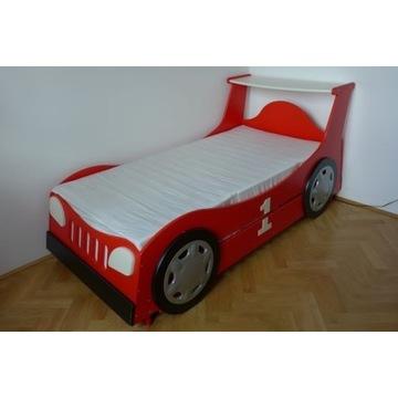 łóżeczko auto samochód 180x88