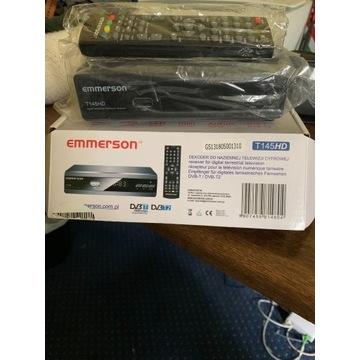 TUNER DVB-T EMMERSON T145HD DVB-T/T2 USB PVR EPG