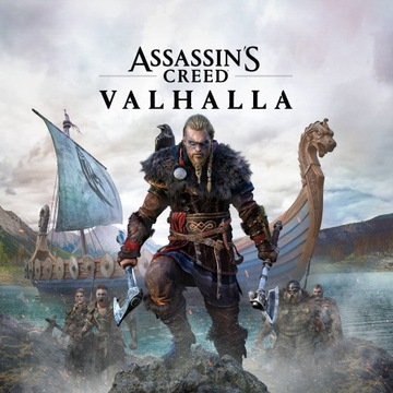 Assassin's Creed: Valhalla - PC KLUCZ PL UPLAY