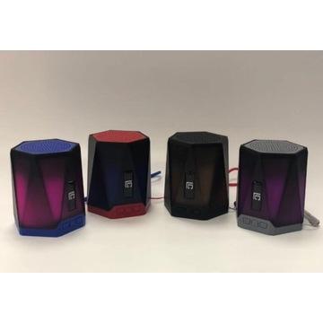 mini Bezprzewodowy głośnik świetlny Kolorowe LN-23