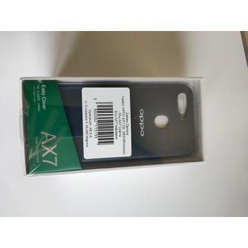 Nowy Oppo AX7 DS 3/64 Niebieski + 2 case'y