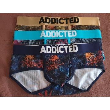 Slipy męskie Addicted XXL