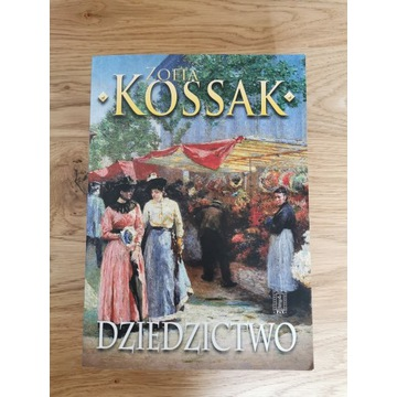 DZIEDZICTWO, Zofia Kossak, cz.I/II, 2014, cena