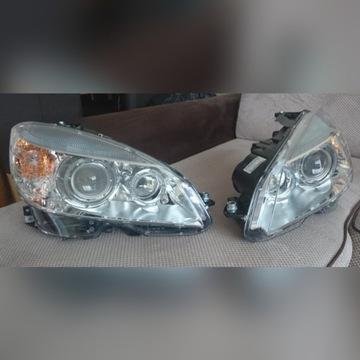 REFLEKTOR LAMPA MERCEDES KLASA C W204 S204