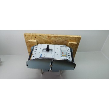 Wyłącznik silnikowy 3P 200kW 175-350A NZMN3-ME350