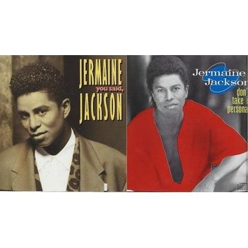 JERMAINE JACKSON-You Said i Don't  2CD's w cenie 1