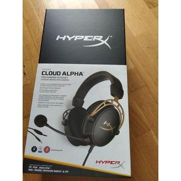 HyperX Cloud Alpha HX-HSCA-GD/NAP GWAR