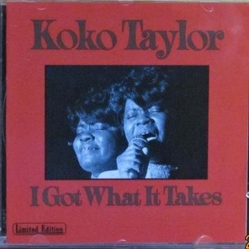 Koko Taylor - I Got What It Takes; CD; (NM)