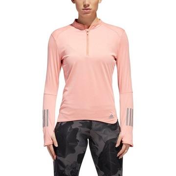 adidas Response bluza, bieganie  Różowa - nowa