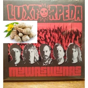 Luxtorpeda - MYWASWYNAS Nowe CD Folia + Topinambur