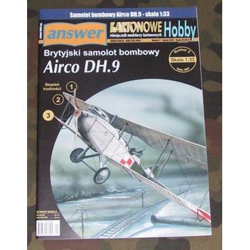 Answer - Airco DH.9