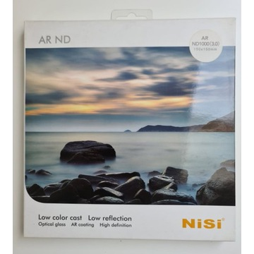Filtr szary NiSi 150x150 AR ND1000 (3.0)