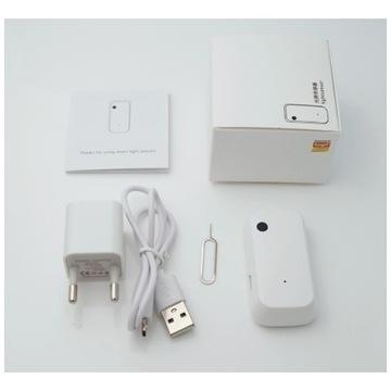 Inteligentny czujnik oświetlenia WiFi Tuya Smart