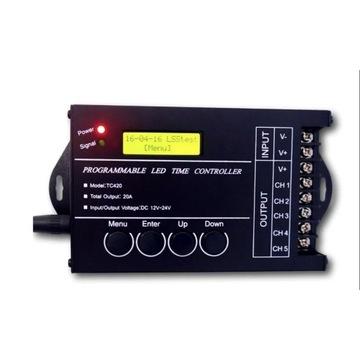 Sterownik akwarystyczny zmierzch świt TC420 do LED