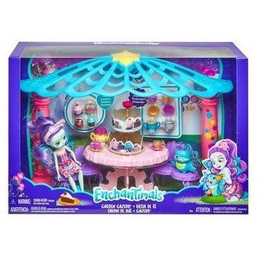 Mattel Enchantimals Ogrodowa altanka