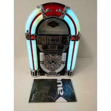 Mini wieża szafa grająca bluetooth USB/SD/CD radio