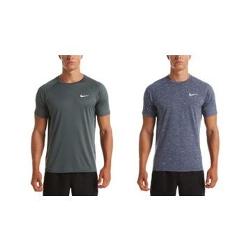 2x koszulka treningowa Nike Dri-FIT UPF40+ S 173cm