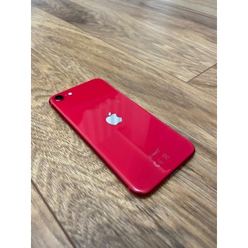 iPhone SE 2020 RED GWARANCJA 64 GB + ETUI Apple
