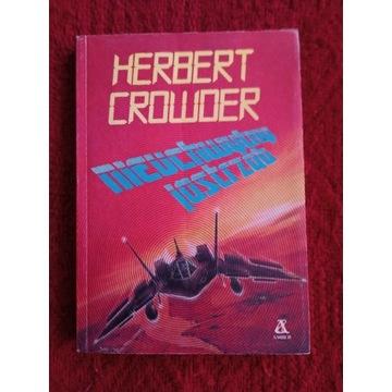 Nieuchwytny jastrząb. Herbert Crowder.