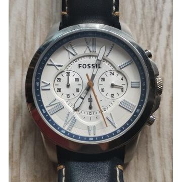 Fossil FS4925 chronograf: świetnie się prezentuje