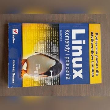 Linux. Komendy i polecenia. Wydanie II kieszonkowe