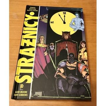 Watchmen Strażnicy komiks