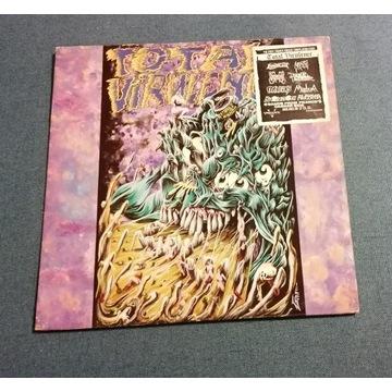 TOTAL VIRULENCE, LP 1990, thrash Francja UNIKAT!!!