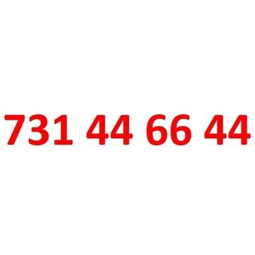 731 44 66 44 starter play ładny złoty numer
