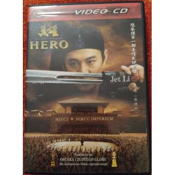 HERO Miecz w sercu imperium - film CD