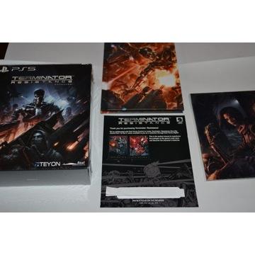 Dadatki - Terminator Resistance Enhanced Ed. Kol.