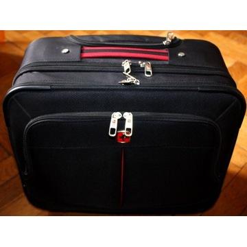 Rozszerzana biznesowa walizka na kółkach * WENGER