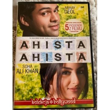 """Film DVD """"Ahista Ahista"""""""