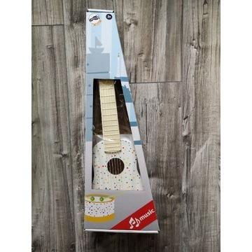 Gitara confetti dla dziecka pomoce montessori