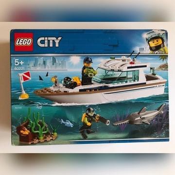 LEGO CITY Jacht 60221