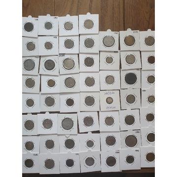 Monety,stare monety, polskie,zagraniczne