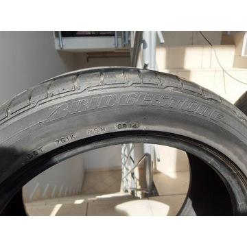 Opony Bridgestone Potenza 245/45 R18 96W r. 2014