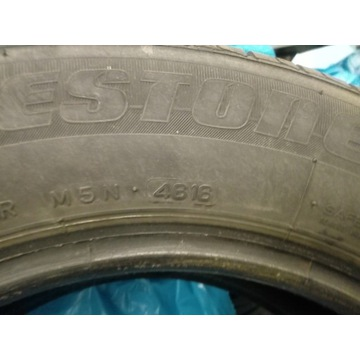 Opona Bridgestone b230 175/70 r14 kpl