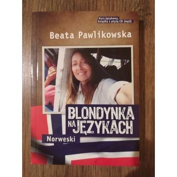 Blondynka na językach Norweski Beata Pawlikowska