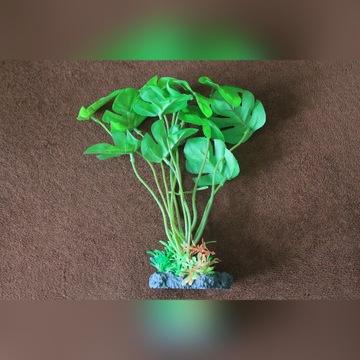 Sztuczna roślina akwariowa 21 cm