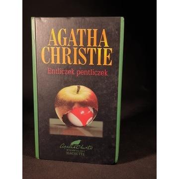 "Agatha Christie  ""Entliczek pentliczek"""
