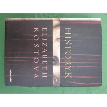 Historyk, Elizabeth Kostova