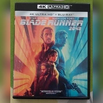 BLADE RUNNER 2049 4K UHD/BD