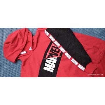 Bluza chłopięca MARVEL rozmiar 164 SMYK