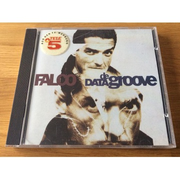 Falco Data De Groove 1990 Teldec RARE CD
