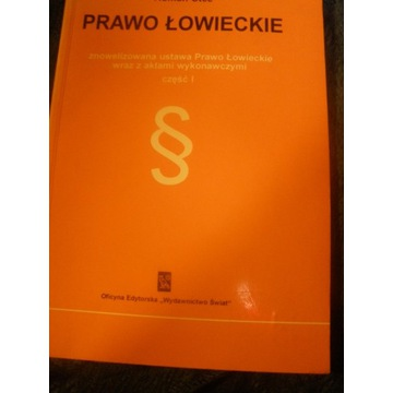 Podręcznik Prawo łowieckie