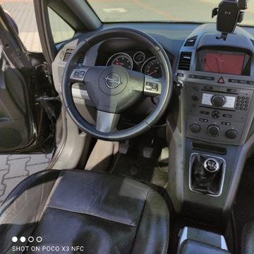 Opel Zafira B 1,9CDTI 150KM NAVI PANORAMICZNY DACH