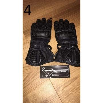 Rękawice motocyklowe lookwall Sniper Glv