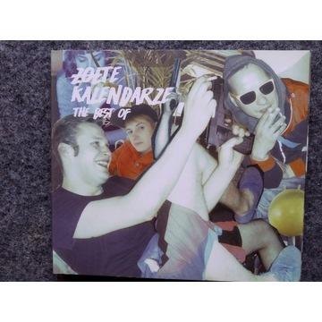 """CD Żółte Kalendarze """"The Best Of"""""""