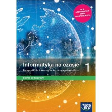 informatyka na czasie 1 zakres podsta Nowa Era PDF