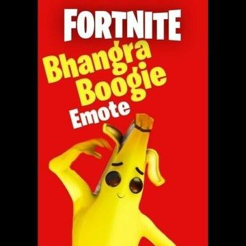 Fortnite Bhangra Boogie Emote